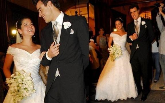Casamento de Thaís Fersoza e Joaquim Lopes durou pouquíssimo.