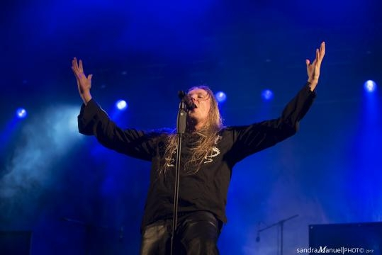 Wintersun no primeiro dia do Vagos Metal Fest17