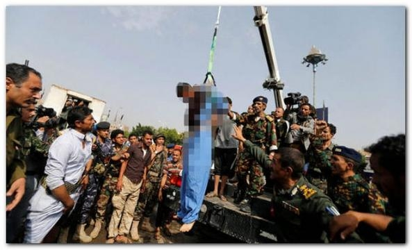 A doua execuție publică în Yemen pentru violarea și uciderea unei fetițe de patru ani - Foto: REUTERS