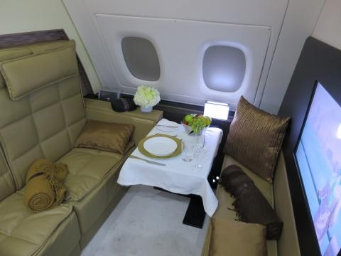 Interior of an Etihad plane - wikimediacommons.org
