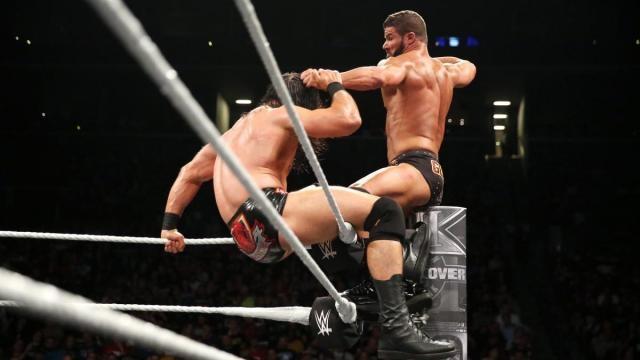 Bobby Roode vio culminar su sólido reinado de más de 7 meses. WWE.com.