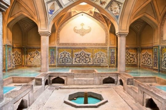 Hamams, os famosos banhos turcos