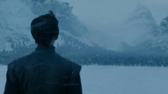 Il Trono di Spade: ecco perchè la montagna è importante nella guerra agli Estranei