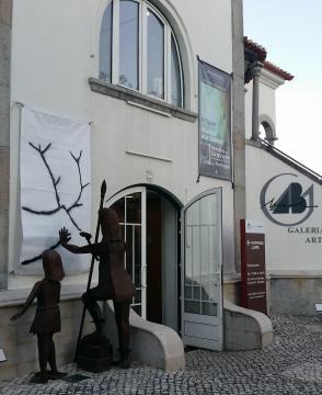 Galeria Artur Bual - Local da Exposição