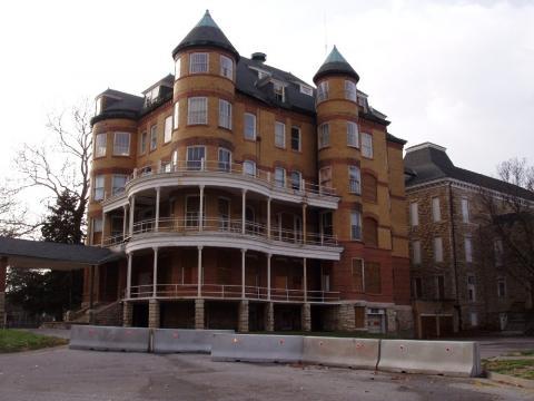 Topeka State Hospital, Kansas, EUA