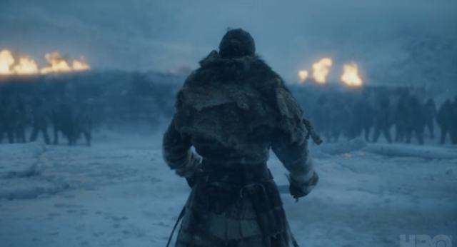 'Game of Thrones' season 7 trailer. Screencap: GameofThrones via YouTube