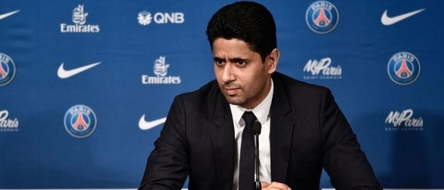Nasser al-Khelaïfi, il ricchissimo proprietario del Paris Saint Germain