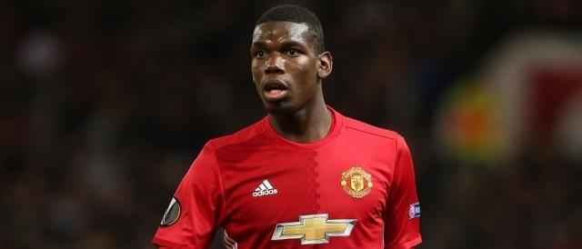 Paul Pogba, ad oggi il trasferimento più caro della storia del calcio (105 milioni dalla Juventus al Manchester United)