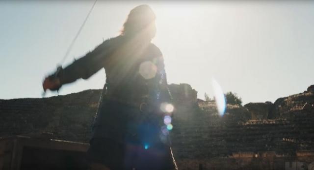 Sandor Clegane, aka The Hound. Screencap: GameofThrones via YouTube