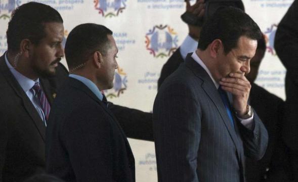 Guatemala: Morales podría perder inmunidad y ser investigado. - com.do