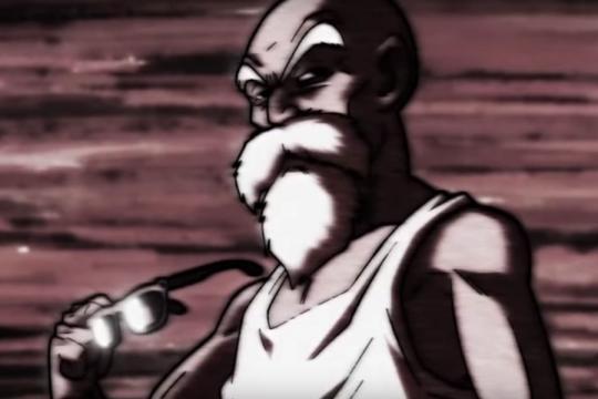 Ball Super: Ahora ya se sabe por qué el Maestro Roshi volverá a pelear - latercera.com