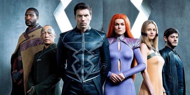 Inhumans: Marvel's TV show trailer, release date, cast and images - digitalspy.com