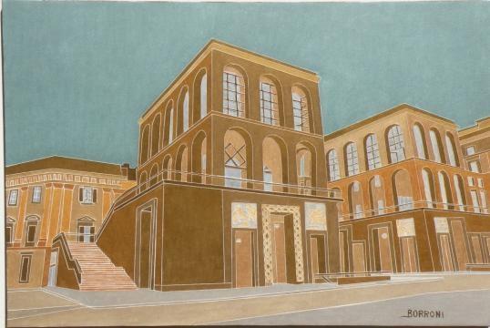 Museo del Novecento Milano di Sandro Borroni