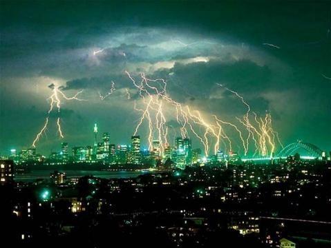 Estudo de ondas de radio ou uma arma catastrófica