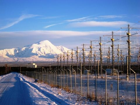 HAARP, projeto desenvolvido em lugar remoto do Alasca