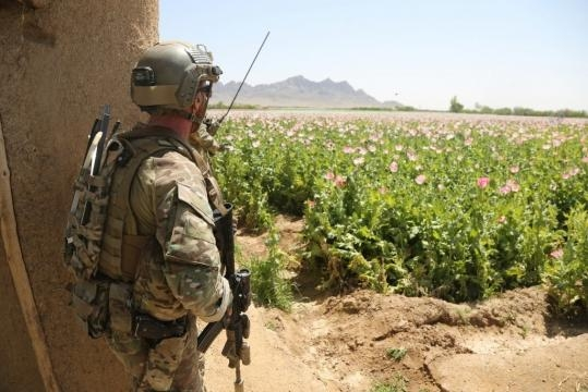 U.S. airstrikes in Afghanistan are at levels not seen since Obama ... - washingtonpost.com