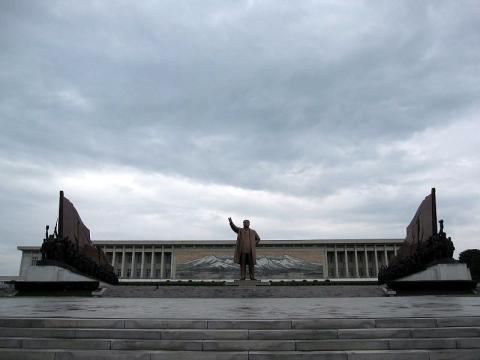 Munsudae Grand Monument (Credit – Stefan Krasowski – wikimediacommons)