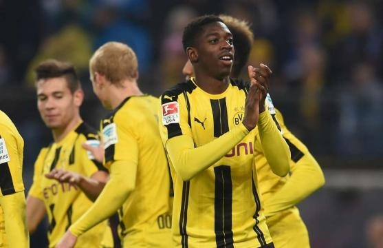 Ousmane Dembele responds to claims Barcelona want him to replace ... - givemesport.com