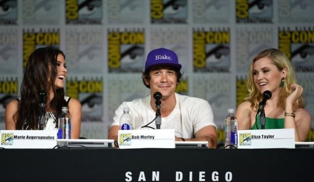 The 100 stagione 5: Comic-Con panel.