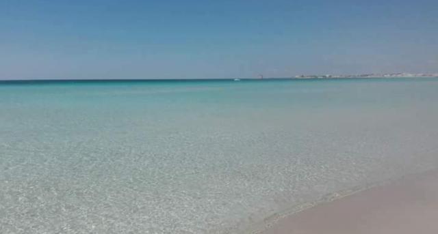 Bellissima spiaggia. Foto Paolo P.
