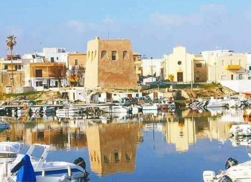 Il porto di San Foca. Foto Donato S.