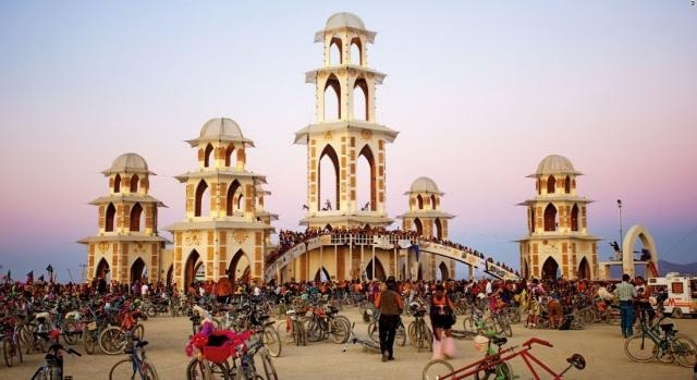 Burning Man festival lands in Holland in one month - traxmag.com