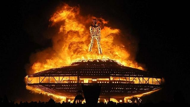 The Burning Man Festival Videos at ABC News Video Archive at ... - go.com