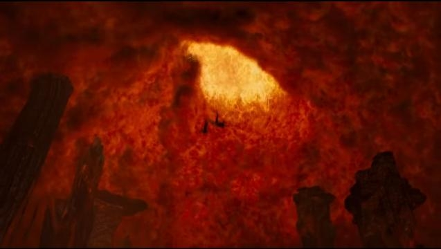 Depictions of Hell. Spawn (1997) Credit: YouTube.com Lutyman pinkman