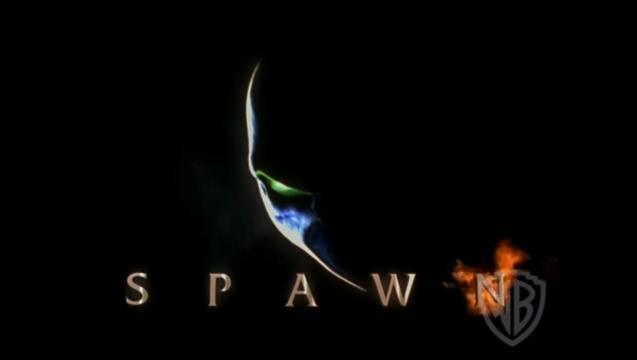 Spawn title image Warner Bros 1997 Credit: YouTube.com : Film Detective