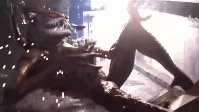 The Violator CG in Film. Spawn (1997) Credit: YouTube.com Lutyman pinkman