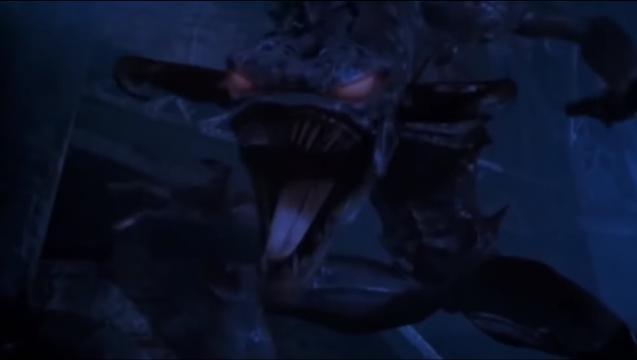 The Violator's true form. Spawn (1997) Credit: YouTube.com Lutyman pinkman