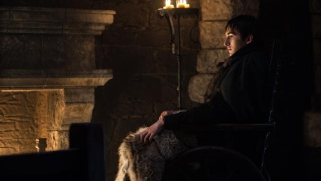 Bran de Game of Thrones, la nouvelle corneille à trois yeux