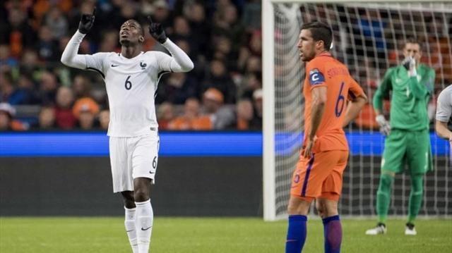 Pogba finalmente decisivo: la Francia vince in Olanda 0-1 ... - eurosport.com