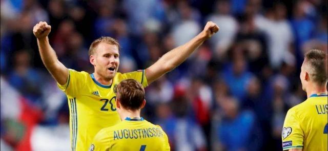 Qualificazioni Mondiali 2018, la Svezia batte la Francia e la ... - fantagazzetta.com