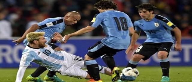 Uruguay y Argentina jugarán por la fecha 15 de eliminatorias FIFA