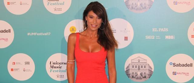 Sonia Ferrer en el concierto de Luis Fonsi en Madrid