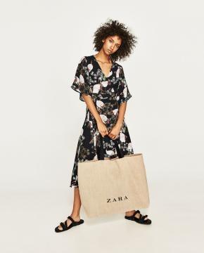 Zara lanza su propia bolsa de la compra ( foto: Stilo )
