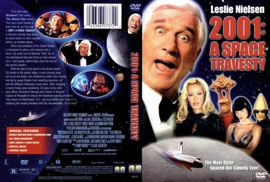 2001 a space travesty - Movie DVD Scanned Covers - 2192001 A Space ... - dvd-covers.org
