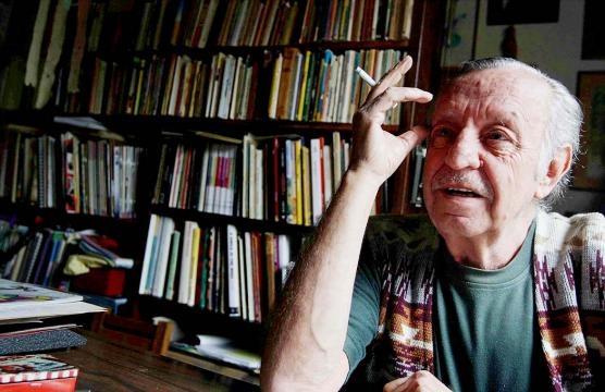 Eduardo Del Río 'Rius' en una foto reciente.