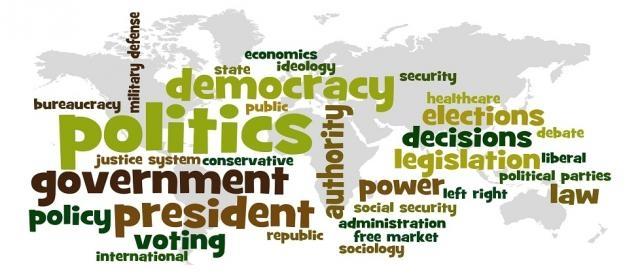 politics and democracy (Google.co.uk)