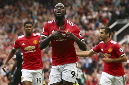 Lukaku scores 2, Man United beats West Ham 4-0 in EPL - Laredo ... - lmtonline.com