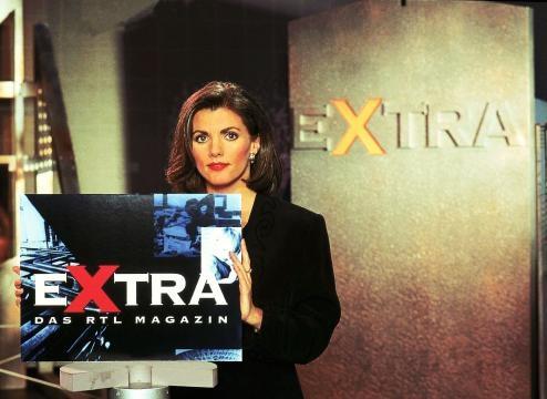1994 startete EXTRA mit Birgit Schrowange / Foto: MG RTL D