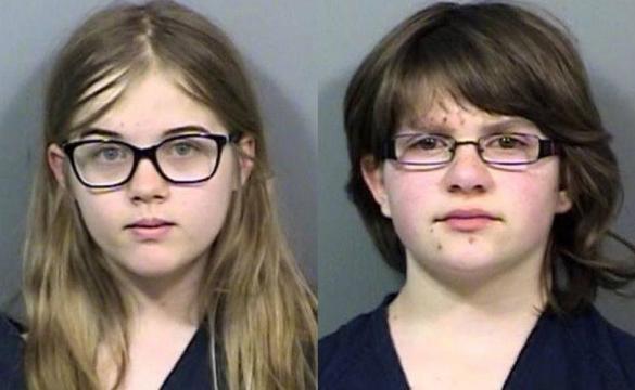 Anissa und Morgan wollten Slenderman durch Mord gefallen ... - bbc.co.uk