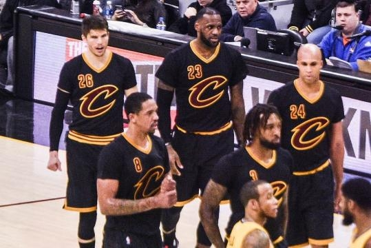 Cleveland Cavaliers want to keep their draft pick. Image Credit: Erik Drost / Flickr