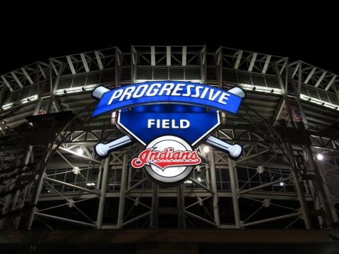 Progressive Field in Cleveland - Image - Ken Lund   CC BY-SA 2.0   Flickr