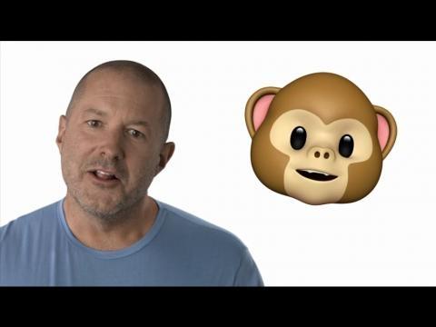 Emojis animados, uma das novidades do iPhone x