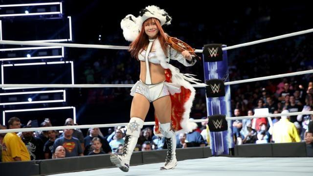 La Princess Pirate, Kairi Sane, tiene todo para ser la nueva estrella femenil de WWE. WWE.com.