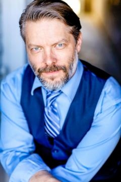 Miles Doleac is an actor, director, producer, and college professor. / Photo via Clint Morris, October Coast PR, used with permission.