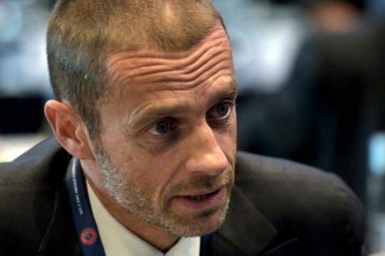 Aleksander Ceferin, nouveau président de l'UEFA - Libération - liberation.fr