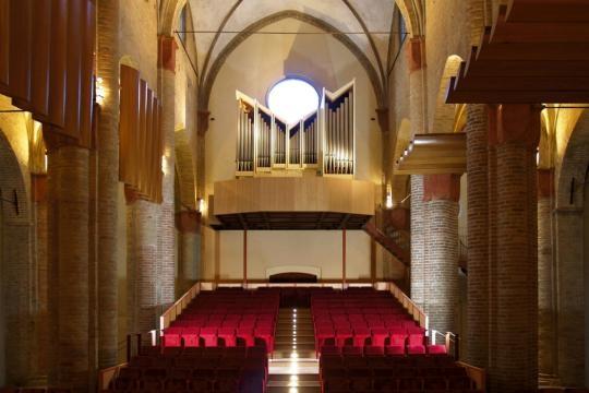 Conservatorio di Parma, va in scena la fisarmonica: mercoledì 13 ... - rossoparma.com